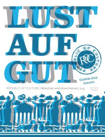 LUST AUF GUT Magazin | München Nr. 113