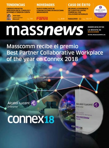 Massnews marzo 2018 on Issuu