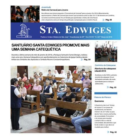 [Jornal Sta. Edwiges (Março/2018)]