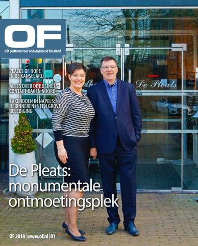 Ondernemend Friesland editie 1 maart 2018