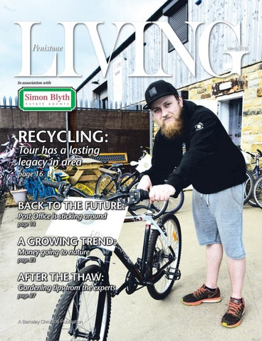 Front Cover Image for Penistone Living  March 2018