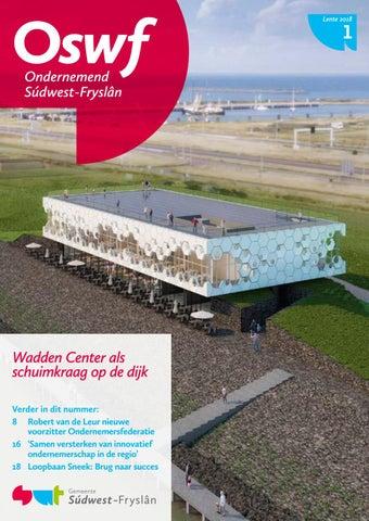 Ondernemend Súdwest-Fryslân maart 2018