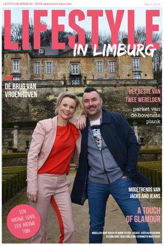 Editie Maastricht - Maasland - Maart 2018
