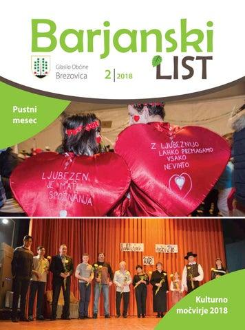 Barjanski list februar 2018