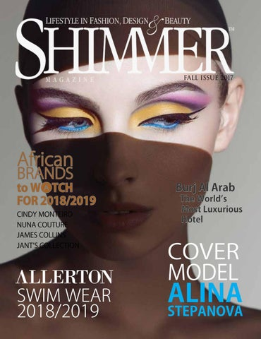 Shimmer Magazine International Fashion Beauty Design 2018 By Shimmer Magazine Buy Through Issuu
