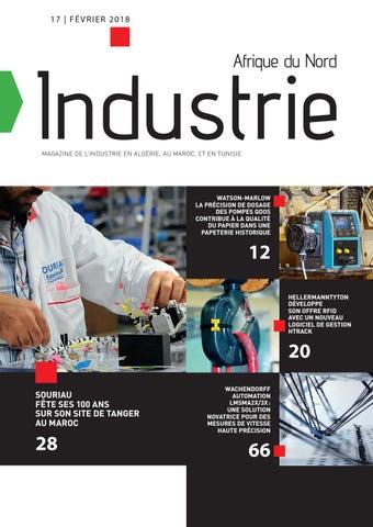 Industrie Afrique du Nord 17