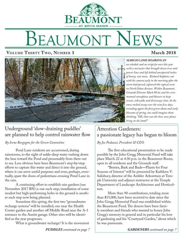Beaumont News March 2018