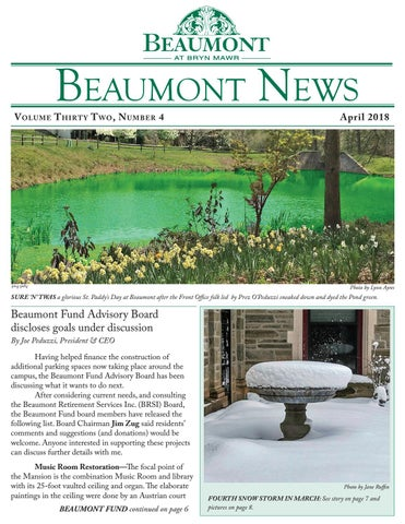 Beaumont News April 2018