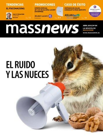 Massnews abril 2018 on Issuu