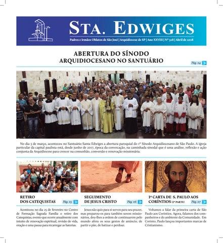 [Jornal Sta. Edwiges (Abril/2018)]