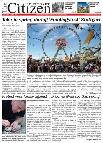 The Citizen - April 2018