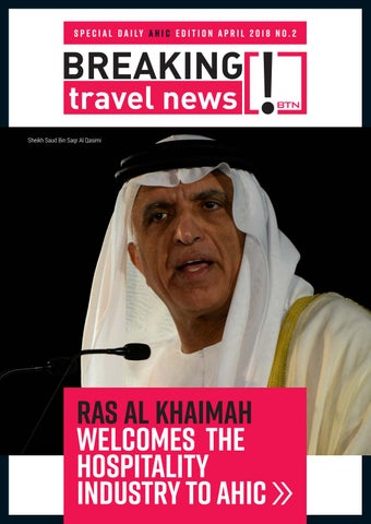 Breaking Travel News Special Edition - AHIC 2018 Day 2