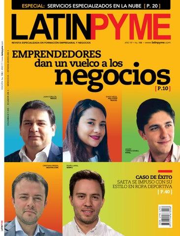 Edición Latinpyme No. 155
