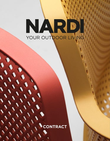 Nardi - Catalogue Contract 2018