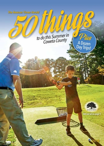 2018 50 Things To Do