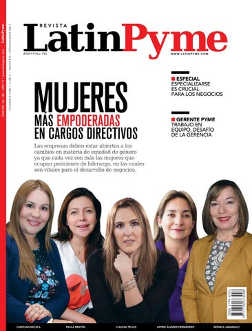 Edición: Edición Latinpyme No. 156