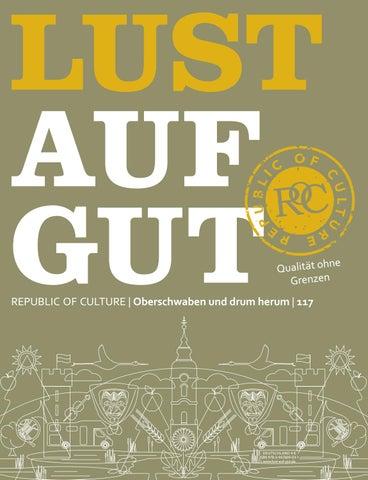 LUST AUF GUT Magazin | Oberschwaben Nr. 117