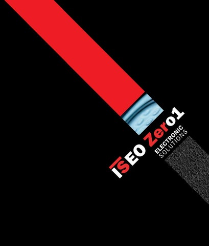 Iseo - Iseo Zero1 Catalogue