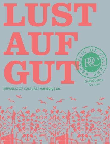 LUST AUF GUT Magazin | Hamburg Nr. 121