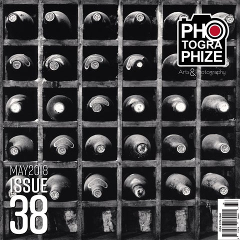 Photographize Magazine | Issue 38 |May 2018 cover