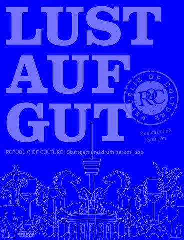 LUST AUF GUT Magazin | Stuttgart Nr. 120