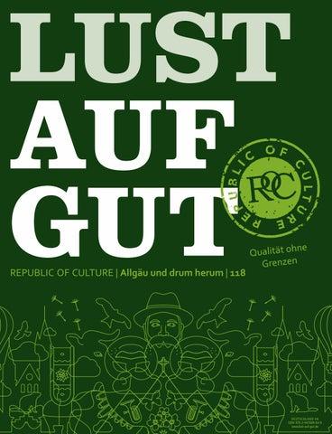 LUST AUF GUT Magazin | Allgäu Nr. 118