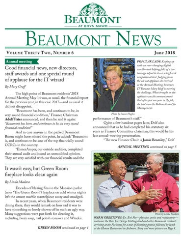 Beaumont News June 2018