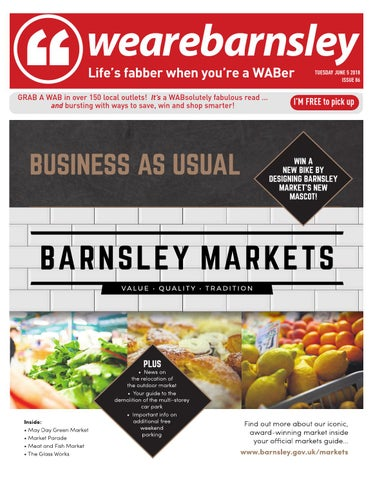 We are Barnsley 5th June 2018