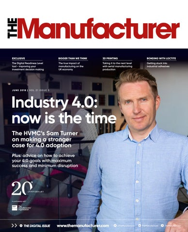 The Manufacturer June 2018