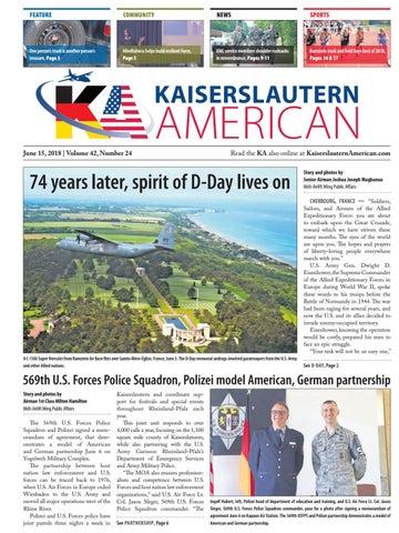 Kaiserslautern American, June 15, 2018
