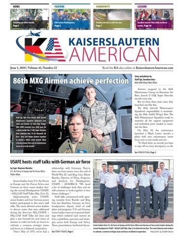 Kaiserslautern American, June 1, 2018