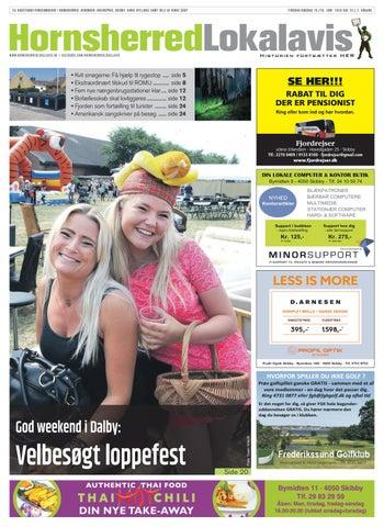 Hornsherred lokalavis uge 25 2018