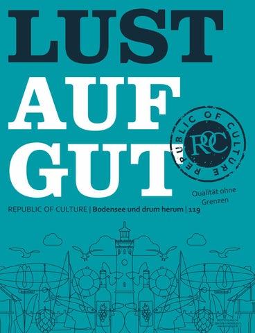 LUST AUF GUT Magazin | Bodensee Nr. 119