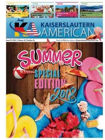 Kaiserslautern American, June 29, 2018