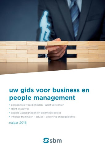 SBM Business en people management Najaar 2018