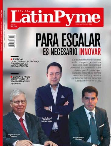 Edición: Edición Latinpymes No. 167