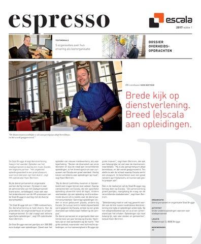 Escala Espresso #1 - 2017