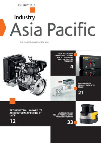 Industry Asia Pacific 25