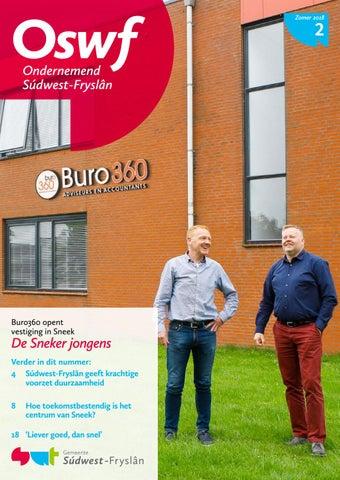 Ondernemend Súdwest-Fryslân juli 2018