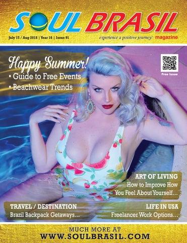 Soul Brasil Magazine 91