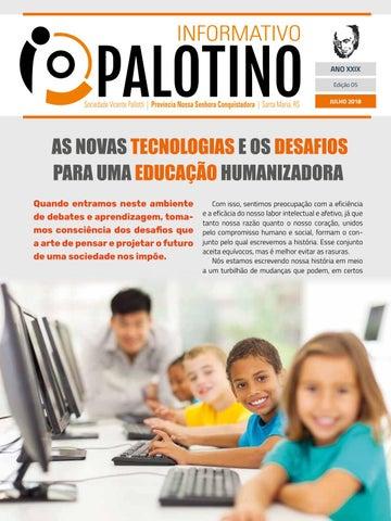 Informativo da Sociedade Vicente Pallotti - Padres e Irmãos Palotinos Província Nossa Senhora Conquistadora - Santa Maria - RS