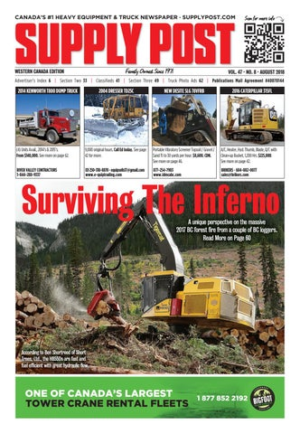 Supply Post Western Cover - July 2018