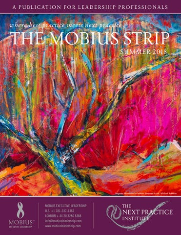 Mobius Strip Summer 2018