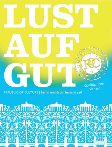 LUST AUF GUT Magazin | Berlin Nr. 126