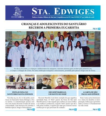 [Jornal Sta. Edwiges (Julho/2018)]
