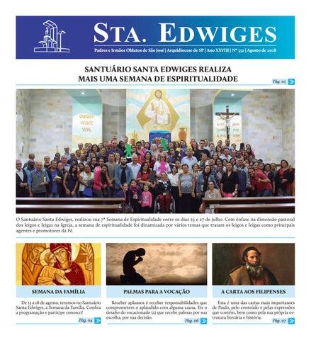 [Jornal Sta. Edwiges (Agosto/2018)]