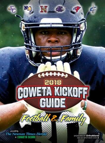 2018 Coweta Kickoff Guide