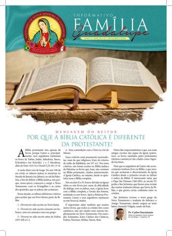 [Informativo Guadalupe – 32ª Edição]