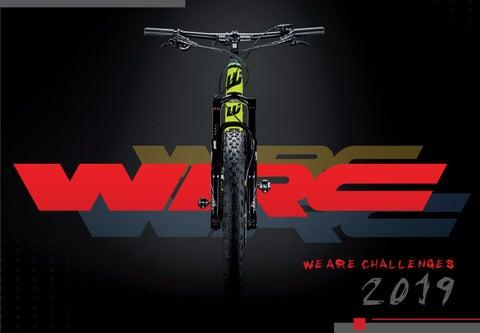 Bicicletas Conor WRC 2019