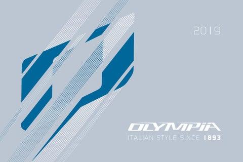 Bicicletas Olympia 2019